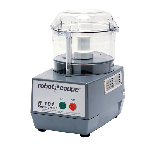 Combination Food Processor 2.5 liter clear polycarbonate cutter bowl