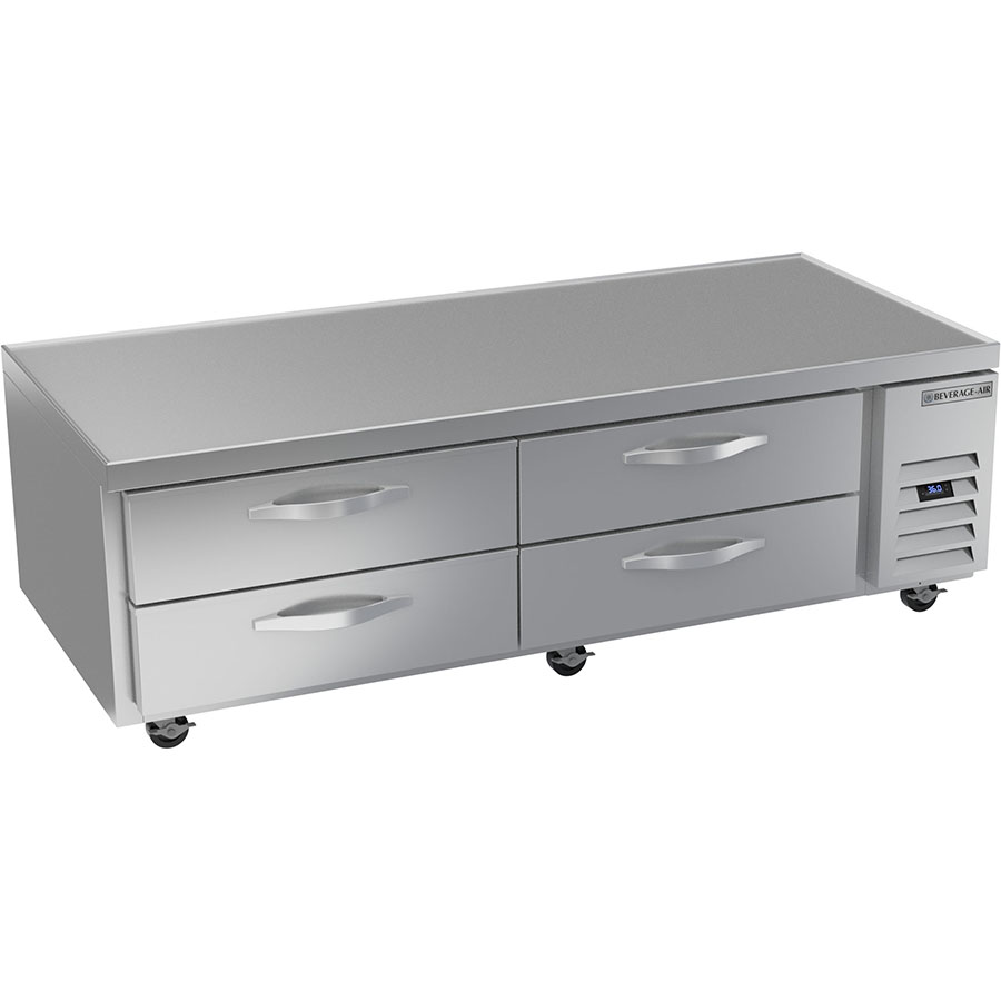 """72"""" Chef Base with 4 Drawers"""