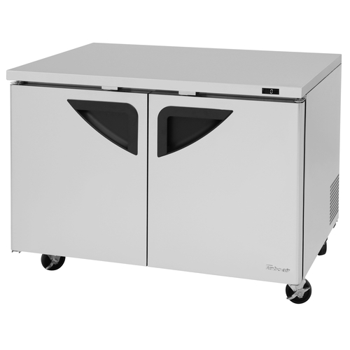 Super Deluxe Series Undercounter Freezer two-section