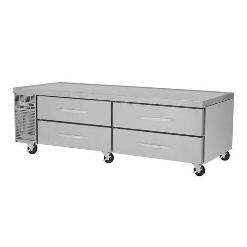 PRO Series Freezer Chef Base two-section