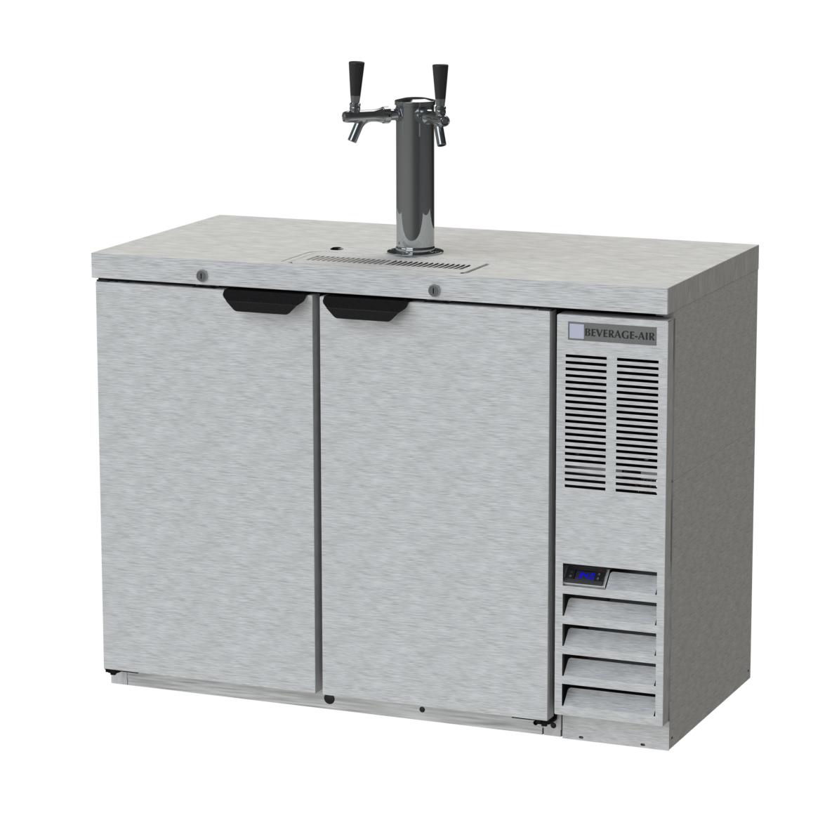 Beverage Air DD48HC-1-S